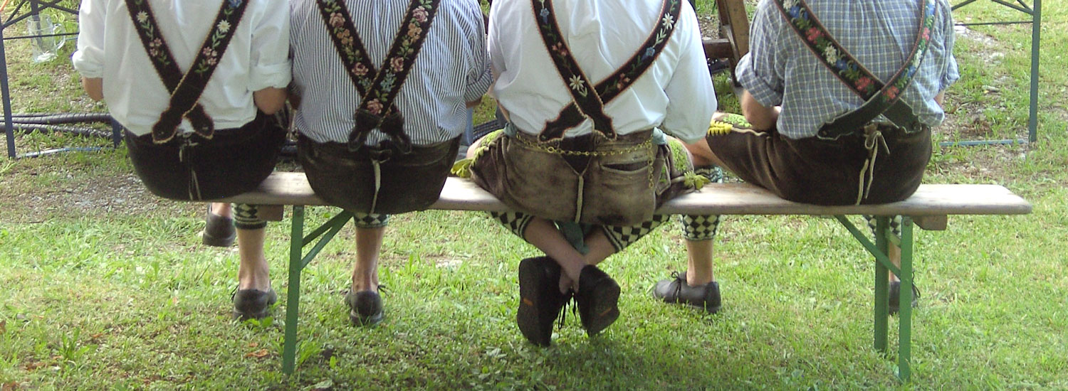 Tradition am Staffelsee